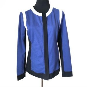 Soft surroundings Women's Jacket Colorblock Size S